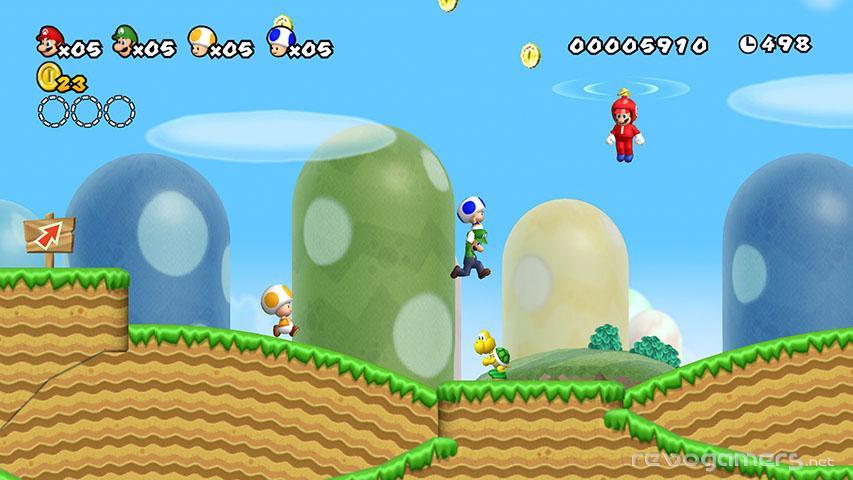 100 juegos Wii