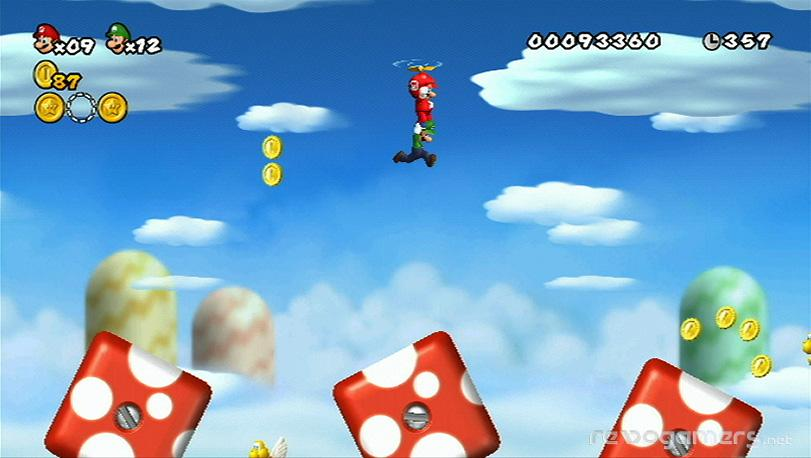 Top 30 Wii New Super Mario Bros. Wii