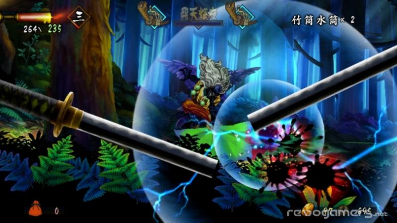 muramasa the demon blade review wii revogamers