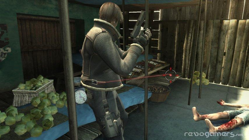 Top 30 Wii Resident Evil