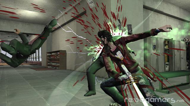 No  More Heroes 2 Desperate Struggle Análisis - Review Revogamers