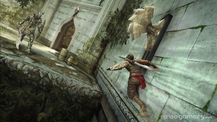 Movimientos imposibles de videojuegos