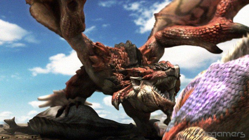 monster hunter Tri Hands-on group