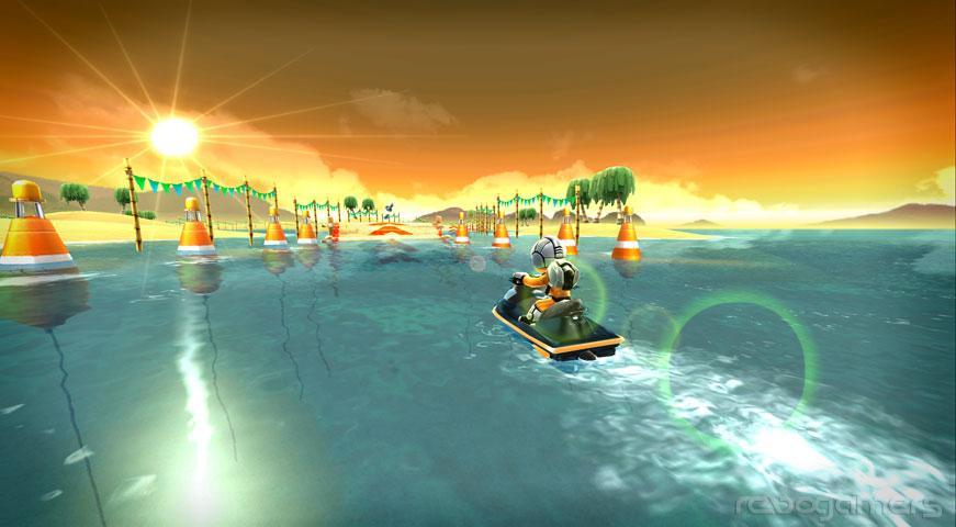 jett rocket screenshots imágenes wiiware revogamers