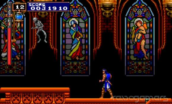 Castlevania Rondo of Blood review Wii Virtual Console Revogamers