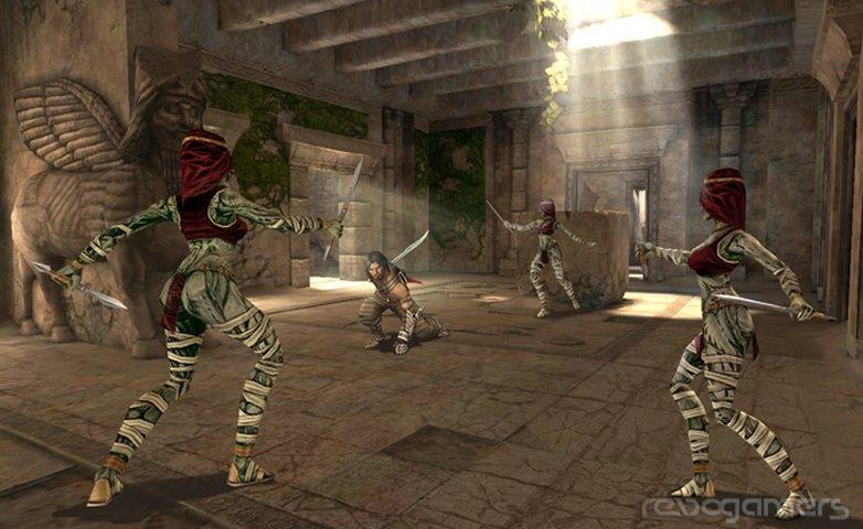 prince of persia forgotten sands hands-on wii revogamers