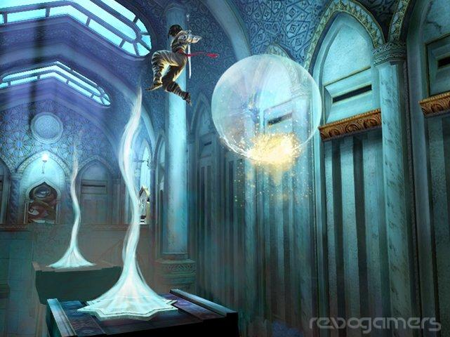 prince of persia forgotten sands review wii revogamers