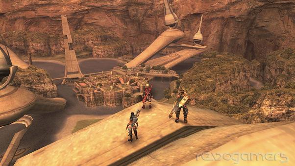 Análisis Xenoblade Wii