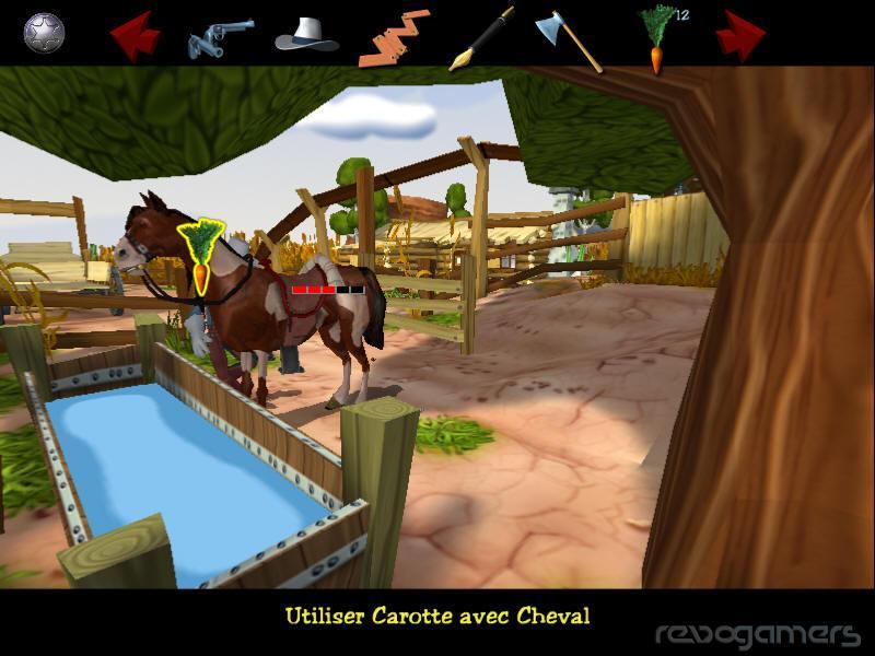 the westerner screenshots wiiware wii revogamers