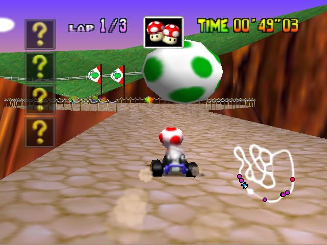 Mario Kart: Dos Décadas a la Carrera