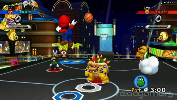 Mario Sports Mix - Análisis Wii