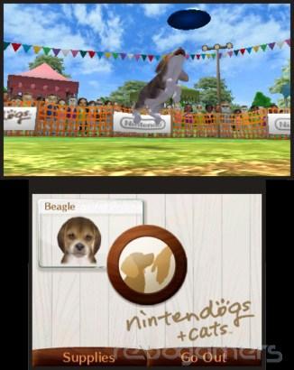 Nintendogs + Cats - Avances Nintendo 3DS