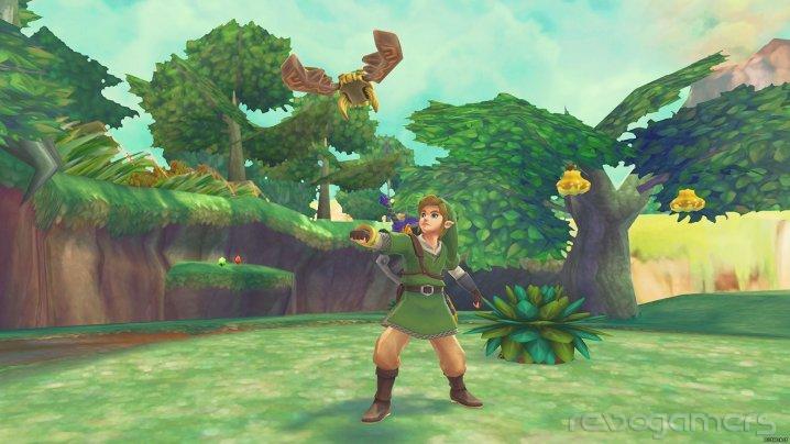 Zelda Wii U Skyrim
