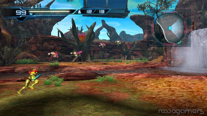 Quiero que Telltale haga la aventura gráfica de Metroid