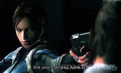 Resident Evil Revelations Avance