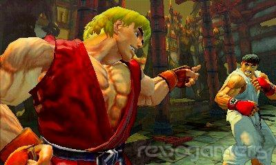 ken ryu street fighter iv 3ds revogamers