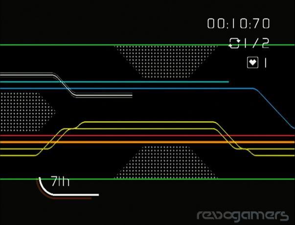 art style light trax screenshots wiiware revogamers