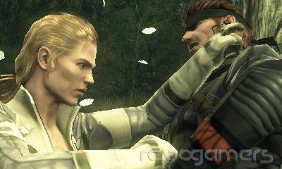 Metal Gear Solid 3D Impresiones