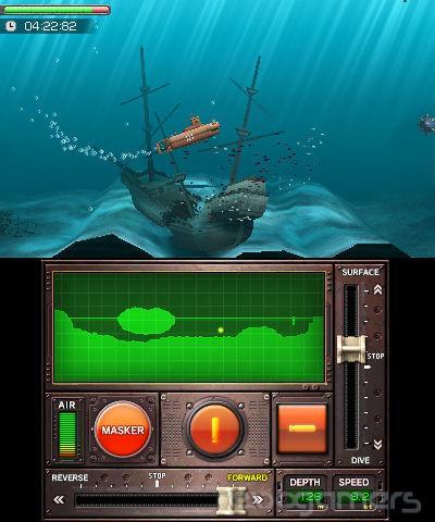Steel Diver 3D Review