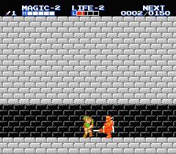 Zelda II retronanálisis