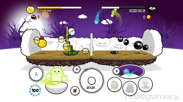 chick chick boom para WiiWare