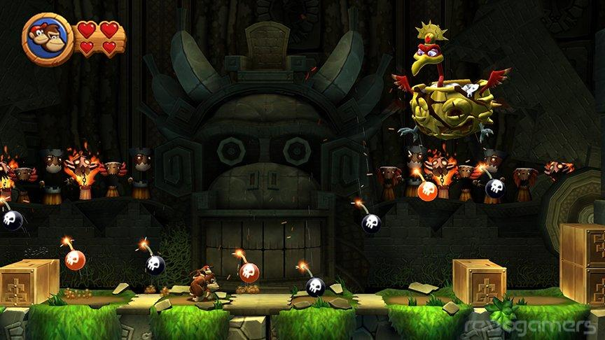Donkey Kong Country Returns - Preview - impresiones