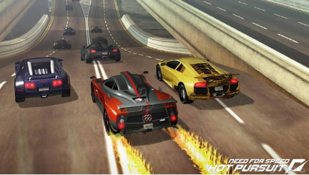 Need For Speed: Hot Pursuit - Wii Análisis