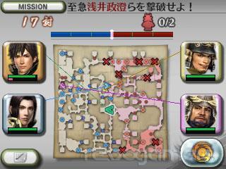 analisis samurai warriors chronicles nintendo 3ds