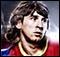 Leo Messi ficha por EA Sports para FIFA