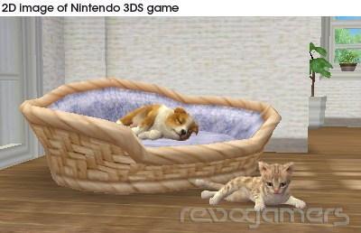 analisis nintendogs + cats nintendo 3ds