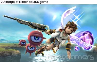 Kid Icarus Uprising Impresiones E3 11