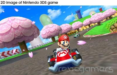 Mario Kart 3DS Avance Preview