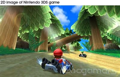Mario Kart 3DS Impresiones Preview