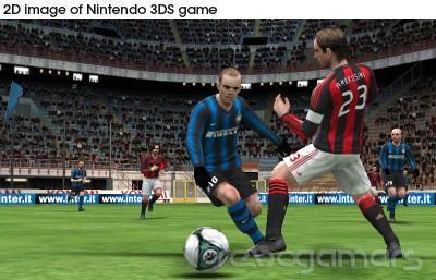 Pro Evolution Soccer 3DS - Artículos Nintendo 3DS