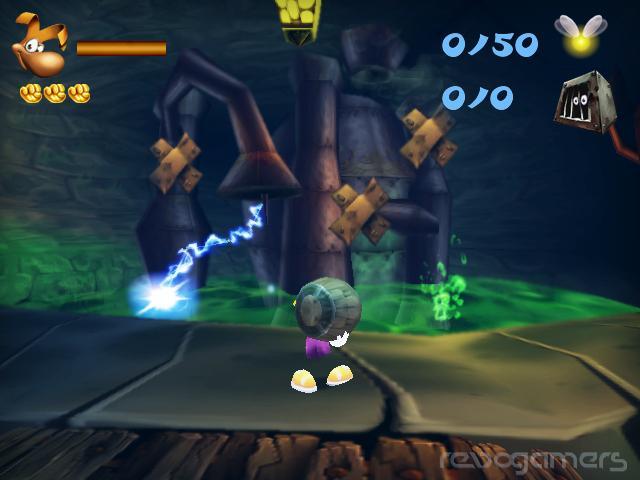 Rayman 3D - Análisis Nintendo 3DS