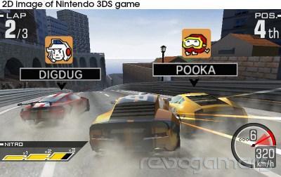 Análisis Ridge Racer 3D - Nintendo 3DS
