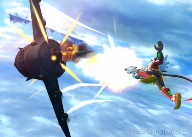 Rodea the Sky Soldier Wii gratis