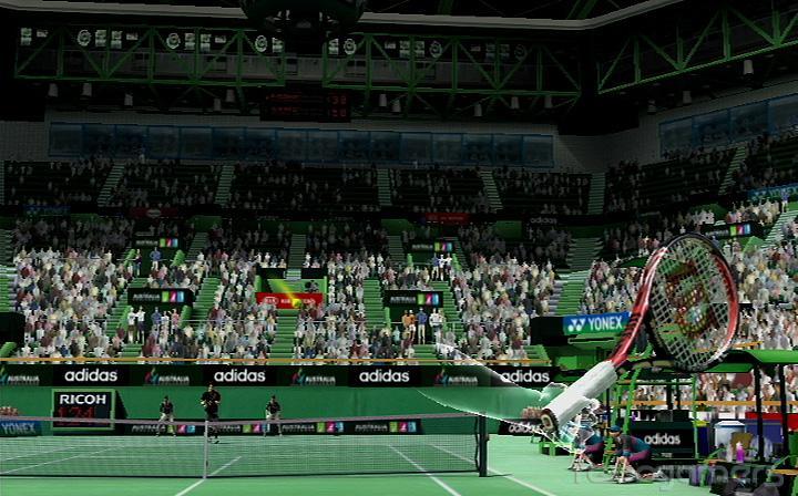Review Virtua Tennis 4 Imagen