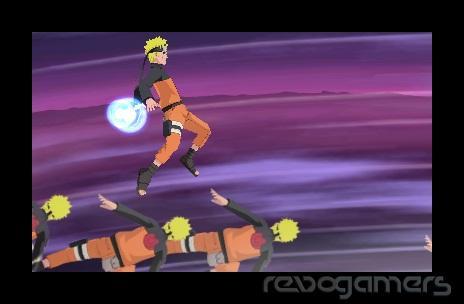 Naruto Shippuuden 3D: The New Era - Impresiones 3DS