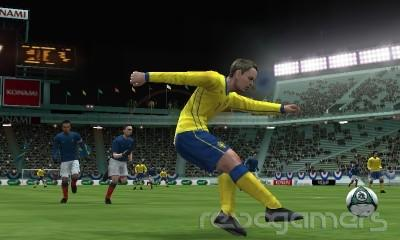 Pro Evolution Soccer 2011 3D - Nintendo 3DS Análisis