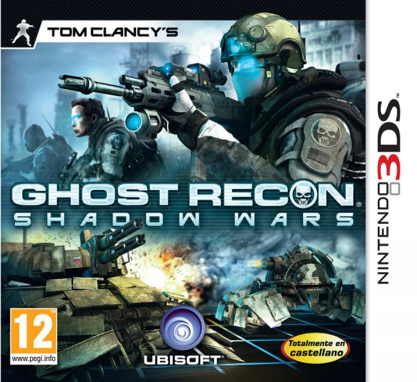 Ghost Recon 3DS