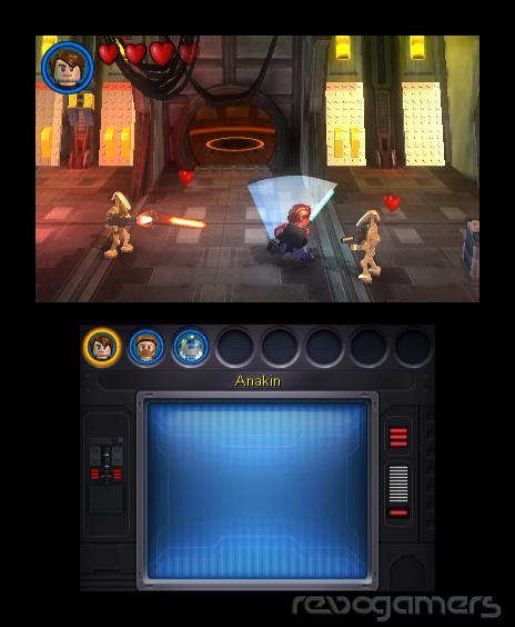 analisis lego star wars III nintendo 3ds