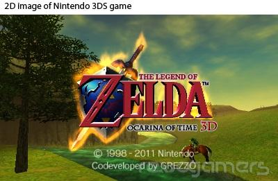 Avance Ocarina of Time 3DS