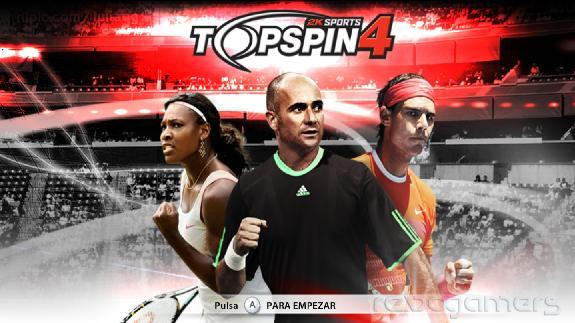 analisis top spin 4 wii