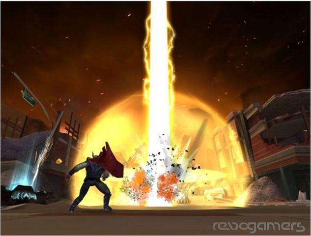 Análisis Thor Wii