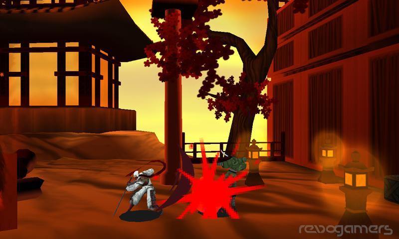 Shinobi 3D 3DS