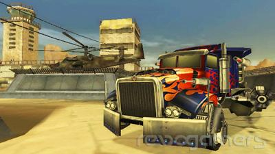 Análisis Transformers 3DS