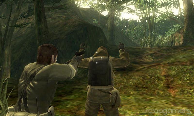 Impresiones Metal Gear 3DS E3 11
