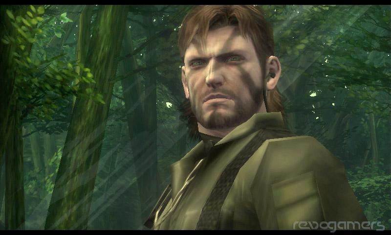 Impresiones Metal Gear 3D E3 11