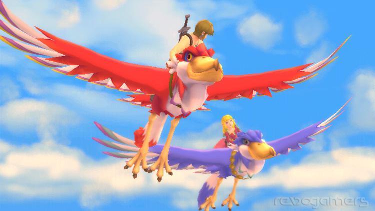 Impresiones The Legend of Zelda Skyward Sword E3 11